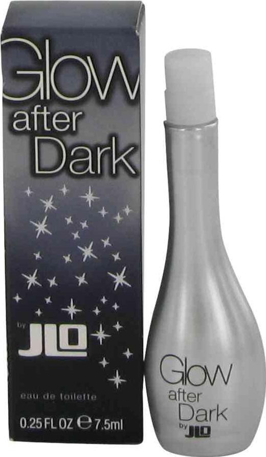 Jennifer Lopez Glow After Dark Eau de Toilette 0.25 oz Mini Spray