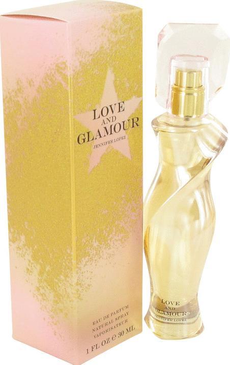 Jennifer Lopez Love and Glamour Eau de Parfum 1 oz Spray