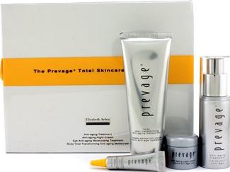 Prevage The Prevage Total Skincare Collection Gift Set Moisturizer 75ml + Anti-age Treatment 30ml + Night Cream 7g + Eye Anti-A at Sears.com